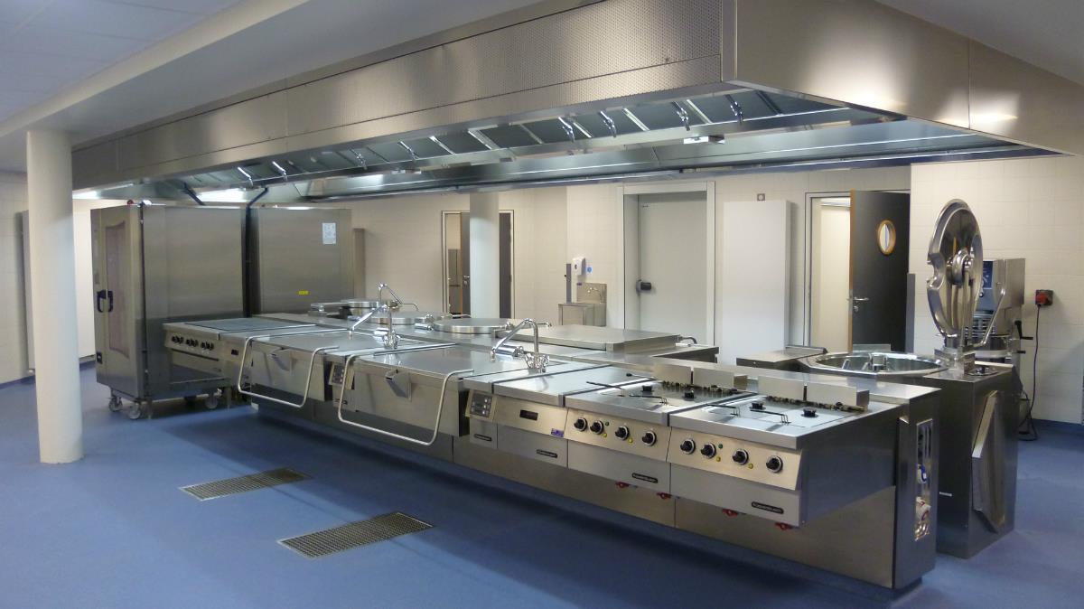 Keuken verzorgingshuis