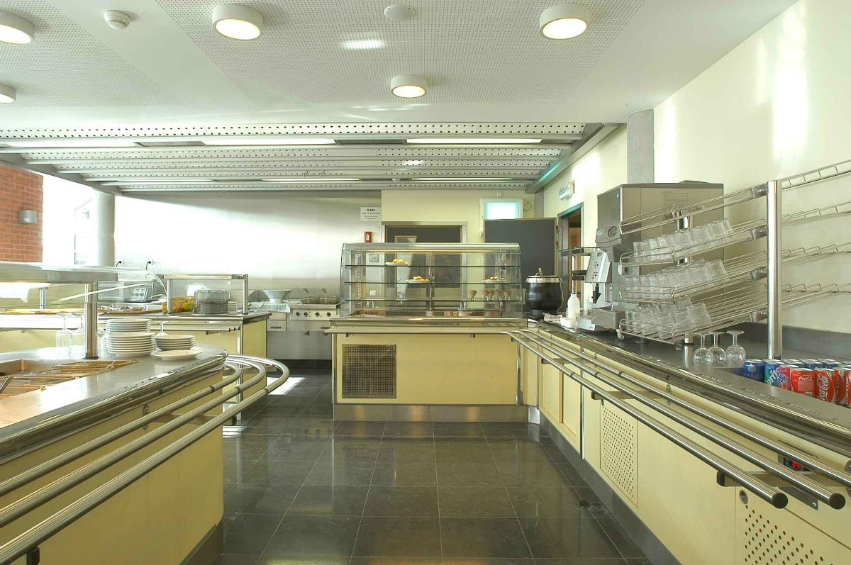 Cuisines professionnelles pour collectivités ISOSL