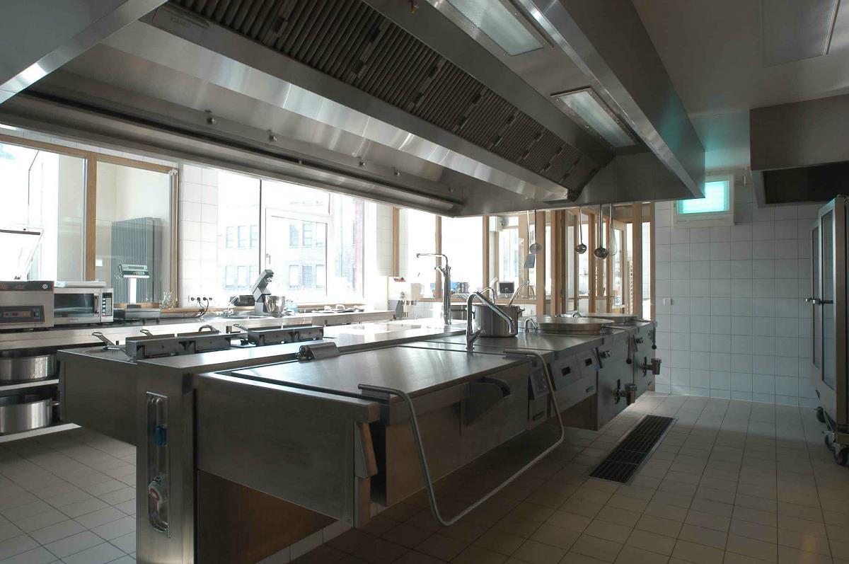 fabricant de cuisine professionnelle