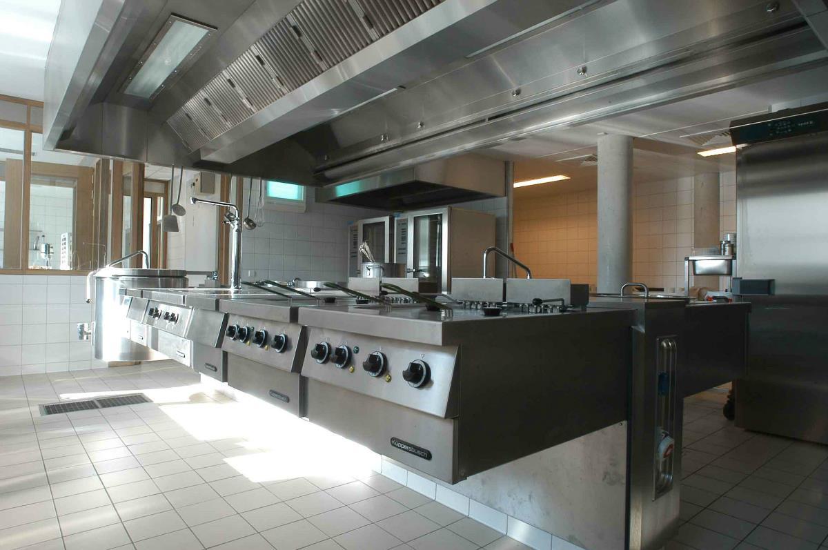 Semi professionele keuken