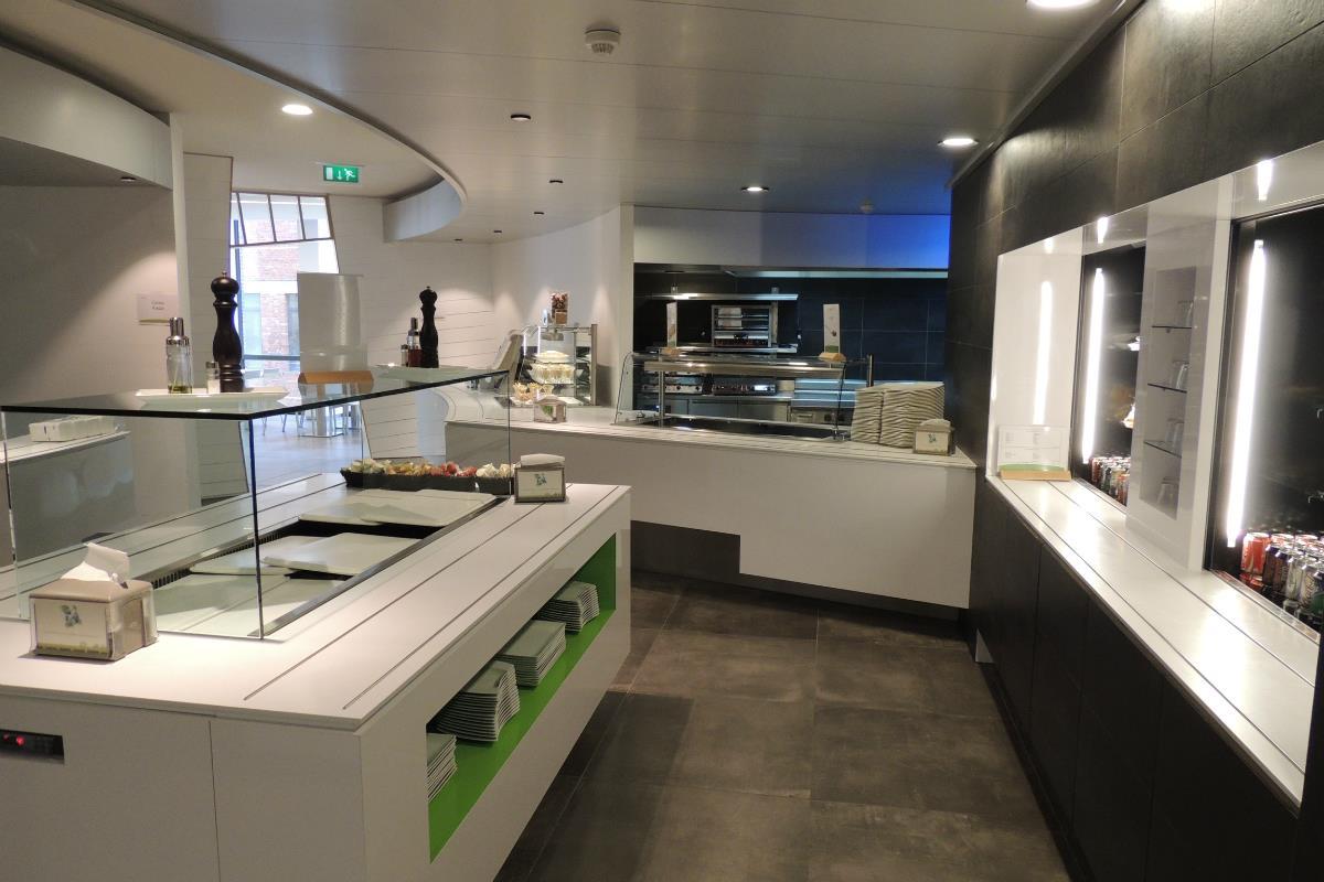 inrichting professionele keuken : Professionele Keuken Elia Restaurant