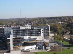Ziekenhuis Bois de l'Abbaye (CHBA) te Seraing