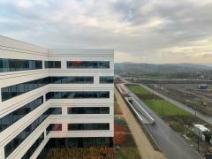 CHC Mont Legia - voedseltransport systeem en logistiek